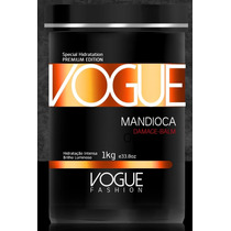 Hidratação Intensa Vogue Fashion Ojon Oil 1 Kg