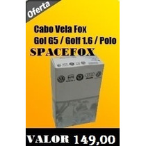 Cabo De Vela Gol G5 Golf/ Fox /polo/spacefox/original Ou Ngk