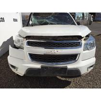 Sucata Chevrolet S-10 Ltz 4x4 Diesel At 2014