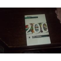 Livro Rubem Braga 200 Crônicas Escolhidas 2010 Editora Recor