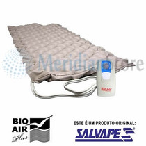 Colchão Pneumático Anti Escaras Bio Air Salvapé 110v