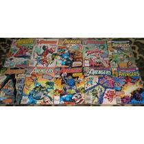 Gibis Vingadores Americano Antigos Heróis Marvel $ 15 Cada