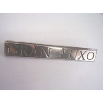 ! Emblema Gran Luxo Opala Gustavo Brasil