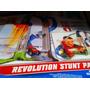 Hot Wheels Pista Revolution Stunt Park Rev Up Completa