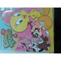 Álbum De Figurinha Luoney Tunes