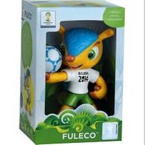 Mascote Oficial Fifa Boneco Fuleco Copa 2014 - Colecionador