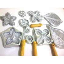 Kit Frisador Para Flores Em Eva Apostila Kit De Aluminio