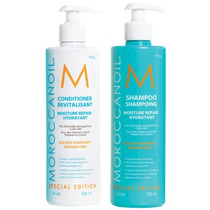 Kit Moroccanoil Shampoo Condicionador Special Edition 500 Ml