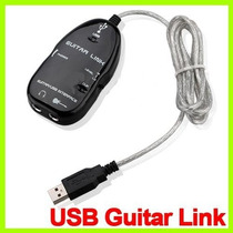 Interface Usb Para Guitarra - Guitar Link