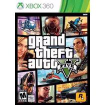 Jogo Xbox 360 Gran Theft Auto V