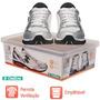 Caixa De Sapato Transparente Para Organizar Ordene - Grande