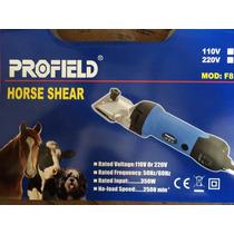 Tosquiadeira Profield Para Cavalos, Poneis / Equinos 350 W