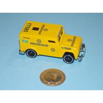 Carro Forte Prosegur. Único Do Ml. Hw Truck 1.64. Custom.6cm