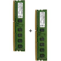 Kit 2x Memoria Smart Ddr3 2gb Pc3-12000 1600 Mhz Desktop 4g