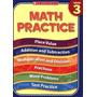 Math Practice - Grade 3 - Livro Em Inglês Original