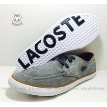 Tênis Lacoste Masculino Sapatênis Lacoste 2016 L.a.c.o.s.t.e