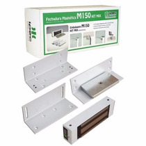 Tranca Fechadura Magnética Eletroima Ipec M150 P/ Portas
