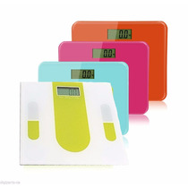 Balança Digital Vidro 180kg Academia Dieta Banheiro Regime