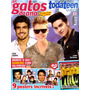 Revista Justin Bieber Luan Santana C/ Pôster One Direction