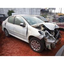 Sucata Peugeot 207 Passion Xs 2011 P/venda De Peças Usadas