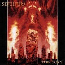 Cd - Sepultura Territory Single