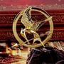 Broche Jogos Vorazes - Hunger Games Tordo - Frete R$ 8,00