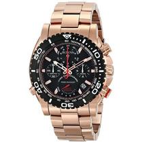 Relógio Bulova Precisionist 98b213 Wb31792u Rose Gold