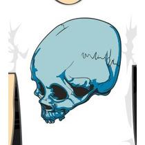 Moldes Vazados - Stencil - Para Aerografia E Pinturas Msk03