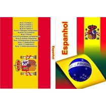 Dvd Espanhol - Aulas [ Enem E Vestibular]