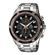 Relógio Casio Edifice Ef-539 Zd-1a9v Cronógrafo Wr-100m