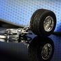 Chaveiro Roda Esportiva C/ Pneu Pick Up Ranger Dodge S10 Gm