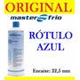 Masterfrio Rótulo Azul 22,50mm Refil Filtro Vela Purificador