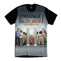 Camiseta Personalizada Orange Is The New Black Series