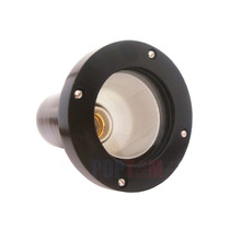 2x Embutido Solo Lâmpada Par20 Spot Alumínio Vidro Luminaria