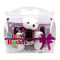 Kit Natal Esmaltes China Glaze Snow Buddy - Frete Único!