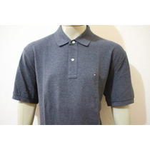 Camisa Gola Polo Masculina Classic Fit Tommy Hilfiger