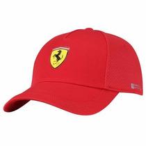 Boné Puma Scuderia Ferrari - Strapback - Adulto