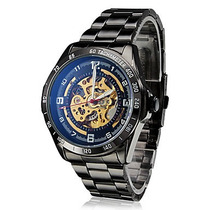 Relógio Automático De Luxo Não Precisa De Bateria - Promoção