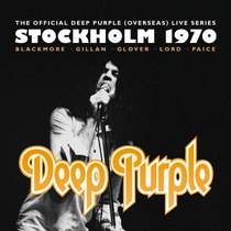 Deep Purple-stockholm 1970 [vinyl Lp]