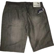 Bermuda Jeans Abercrombie