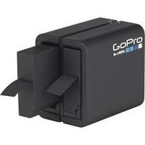 Carregador Duplo Gopro 4 Hero 4 Com Bateria Extra Ahbbp-401