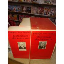 Dictionnaire Des Littératures 4 Volumes Philippe Van Tieghem
