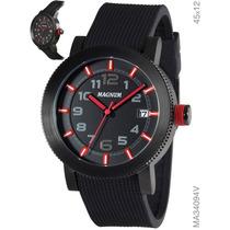 Relógio De Pulso Magnum Racing Ma34094v Original
