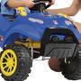 Carrinho De Passeio Bebê Empurrar E Pedal Smart Car Menino