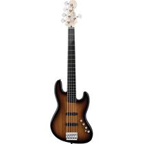 Squier Deluxe Jazz Bass V Active . Baixo 5 Cordas Envio 24h