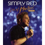 Blu Ray Simply Red Live At Montremx