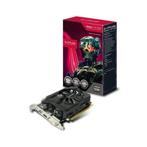 Placa Video Radeon R7 250 1gb Sapphire 128bit Ddr5 Pci E 3.0
