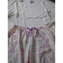 Pijama Feminino Manga Longa, Aproveite, Excelente!!