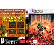 3do Doom + 2 Jogos Brindes