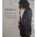 Blu Ray Kenny G An Evening Of Rhythm & Romance